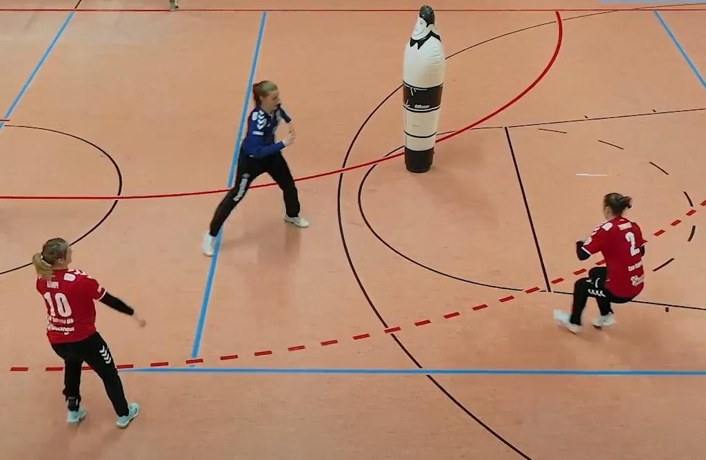 Mirroring Complex - ein Baustein des Defense-Pressure-Trainings