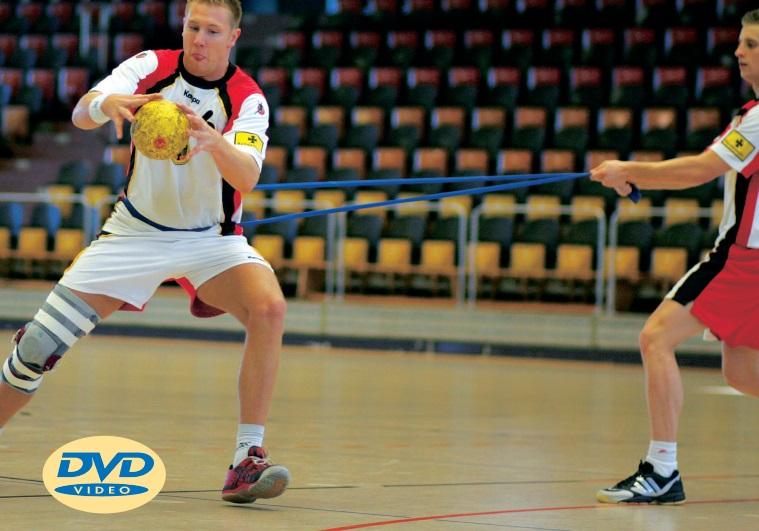 Spezifisches Athletiktraining: Athletische Grundlagen für Zweikämpfe im Handball - Trainingsformen für das Aufbau- und Leistungstraining (ht-Edition 2)