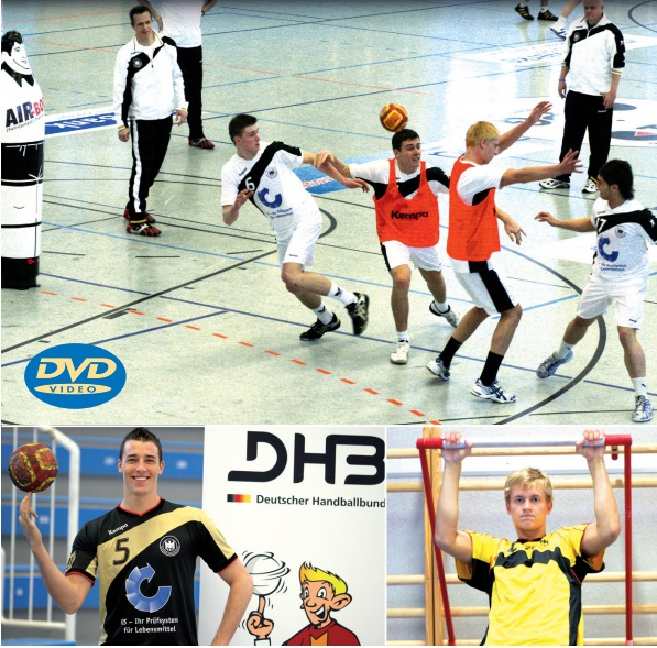 Der Beginn einer Handballkarriere: Bausteine der DHB-Leistungssportsichtung mit Übungskatalog für das Grundlagen- und Aufbautraining