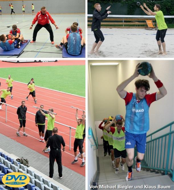 Handball-Cross: Organisation, Steuerung und Praxisbeispiele für alle Leistungsbereiche