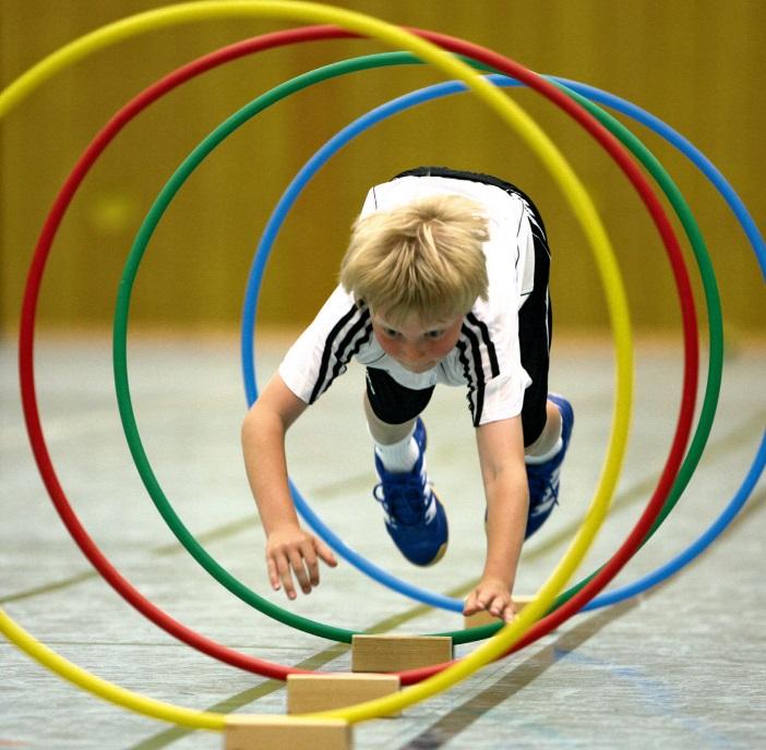 Spielerisches Grundlagentraining mit Kindern